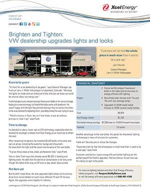 Denver Lighting VW Case Study